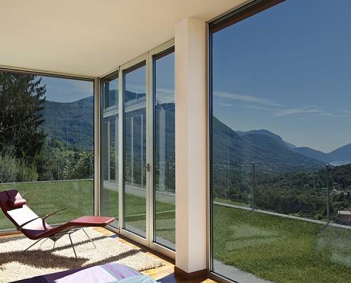 Sicht- und Sonnenschutzfolien